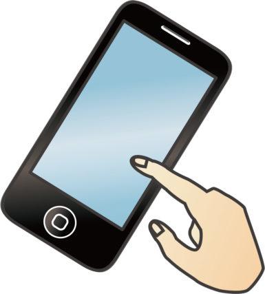 スマートフォンで医療革新