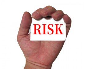 リスク低減