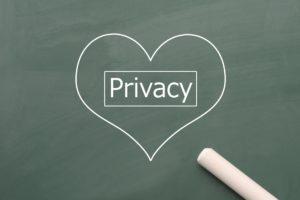 患者のプライバシー