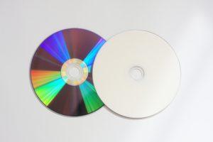 CDに記録