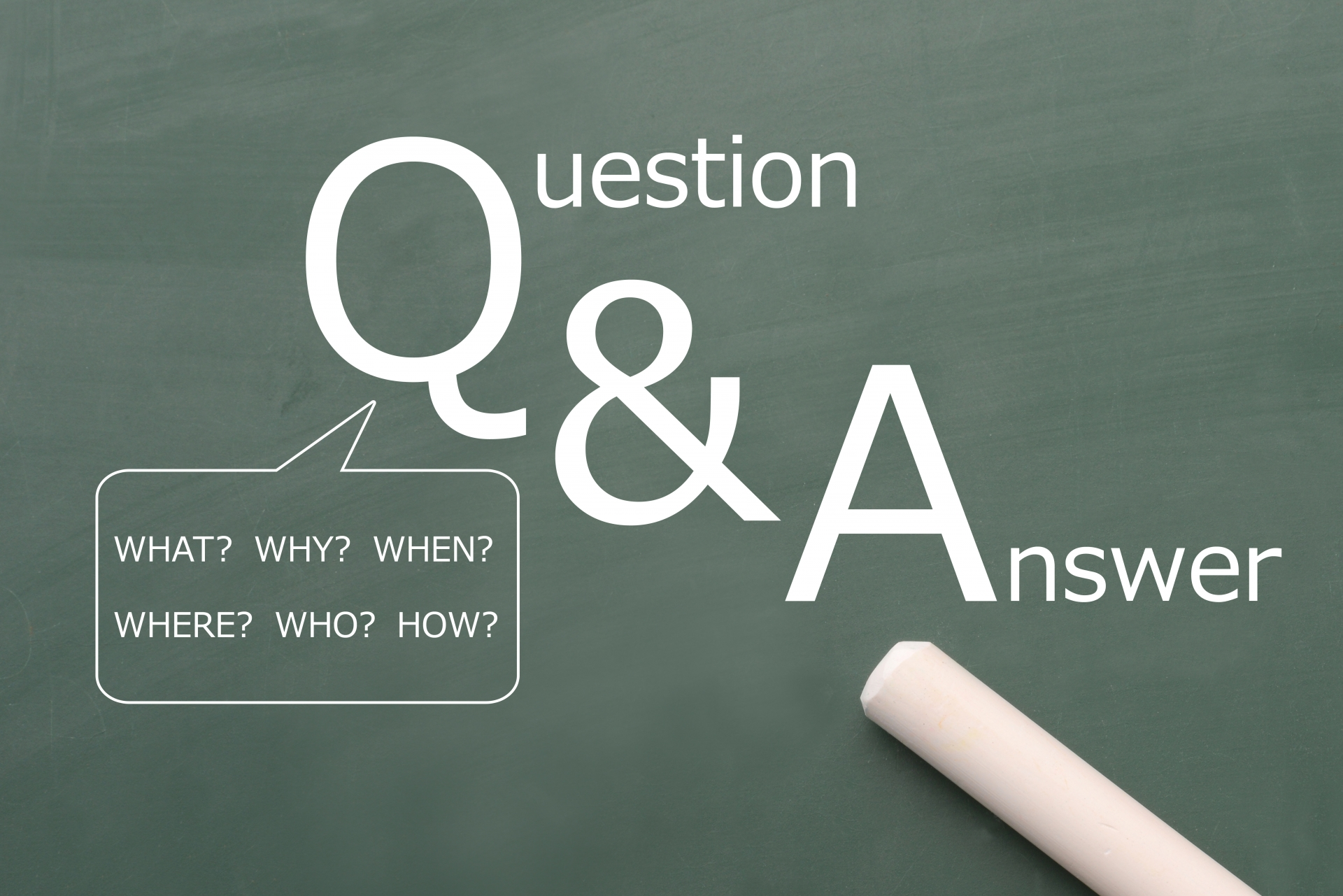 QMS改正のQ&A