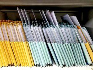 記録文書ファイル